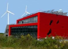 Un bâtiment à énergie positive