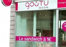 Le sandwich à 1 €uro: quel rapport qualité/prix?