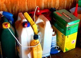 Trop de produits chimiques au quotidien?