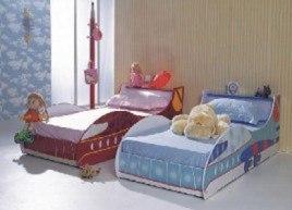 Un lit de grand!