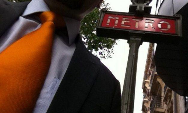 Les règles d'or pour bien porter sa cravate
