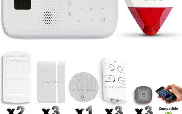 Protéger votre famille et votre maison avec un système d'alarme performant