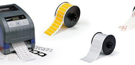 La nouvelle technologie de l'imprimante d'étiquettes