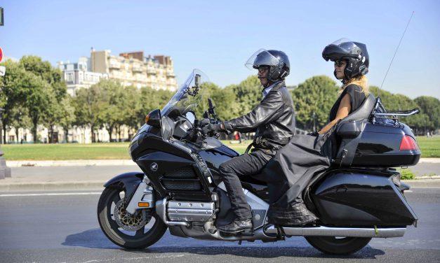 Vivez le moment avec le taxi moto