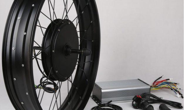 Qu'est-ce qu'un kit électrique vélo ?