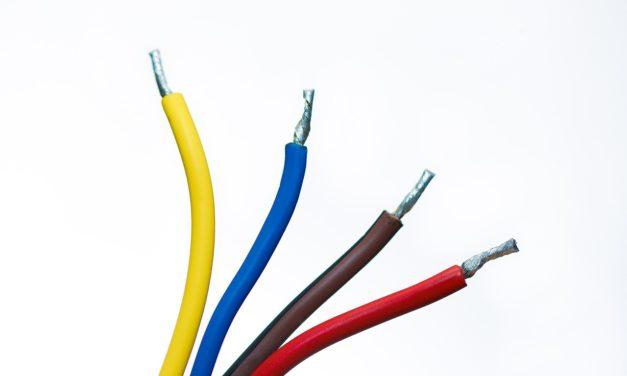 Gaines thermorétractables pour mieux réparer les câbles électriques