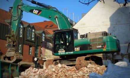 Comment gérer les déchets d'un chantier?