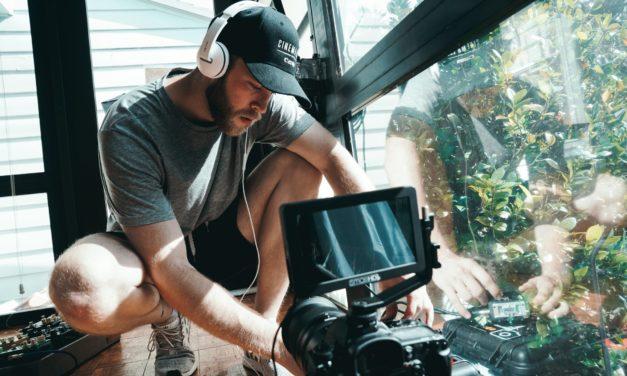 Comment s'équiper lorsque l'on débute dans l'audiovisuel ?