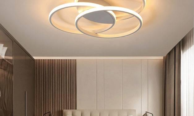 Comment éclairer une pièce avec des plafonds bas ?