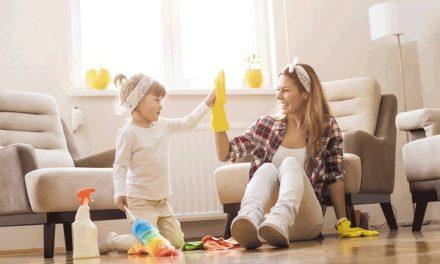 Guide pour organiser votre ménage de printemps
