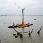 Un nouveau projet éolien démarre à Saint-Nazaire